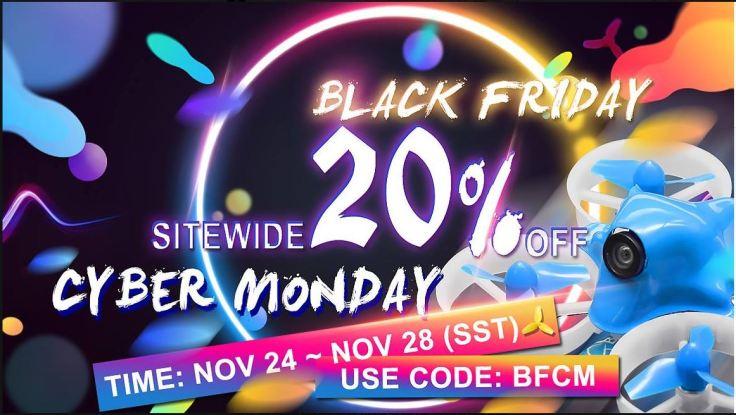BetaFPV Black Friday Deals